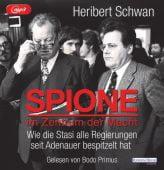 Spione im Zentrum der Macht, Schwan, Heribert, Random House Audio, EAN/ISBN-13: 9783837148480