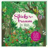 Stickertraum - Im Wald, Ars Edition, EAN/ISBN-13: 9783845823935