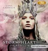Stormheart - Die Rebellin, Carmack, Cora, Oetinger audio, EAN/ISBN-13: 9783837309997