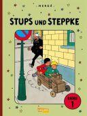 Stups und Steppke 1, Hergé, Carlsen Verlag GmbH, EAN/ISBN-13: 9783551714398