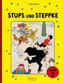 Stups und Steppke 2, Hergé, Carlsen Verlag GmbH, EAN/ISBN-13: 9783551714404