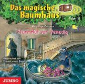 Sturmflut vor Venedig, Osborne, Mary Pope, Jumbo Neue Medien & Verlag GmbH, EAN/ISBN-13: 9783833721854