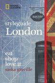 styleguide London, Graville, Saska, NG Buchverlag GmbH, EAN/ISBN-13: 9783866903135