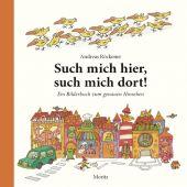 Such mich hier - such mich dort!, Röckener, Andreas, Moritz Verlag, EAN/ISBN-13: 9783895653131