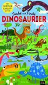Suche und finde Dinosaurier, Solís, Fermín, 360 Grad Verlag GmbH, EAN/ISBN-13: 9783961851133