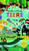 Suche und finde Tiere, Solís, Fermín, 360 Grad Verlag GmbH, EAN/ISBN-13: 9783961851126