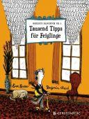 Tausend Tipps für Feiglinge, Susso, Eva, Gerstenberg Verlag GmbH & Co.KG, EAN/ISBN-13: 9783836956437