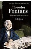 Theodor Fontane, Zimmermann, Hans Dieter, Verlag C. H. BECK oHG, EAN/ISBN-13: 9783406734373