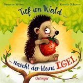 Tief im Wald, Weber, Susanne, Verlag Friedrich Oetinger GmbH, EAN/ISBN-13: 9783789103766