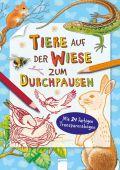 Tiere auf der Wiese zum Durchpausen, Arena Verlag, EAN/ISBN-13: 9783401715377