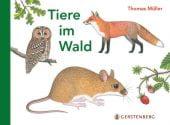 Tiere im Wald, Müller, Thomas, Gerstenberg Verlag GmbH & Co.KG, EAN/ISBN-13: 9783836956093