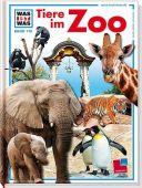 Tiere Im Zoo, Mertiny, Andrea, Tessloff Medien Vertrieb GmbH & Co. KG, EAN/ISBN-13: 9783788606732