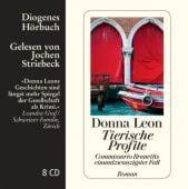 Tierische Profite, Leon, Donna, Diogenes Verlag AG, EAN/ISBN-13: 9783257801088