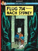 Tim und Struppi - Flug 714 nach Sydney, Hergé, Carlsen Verlag GmbH, EAN/ISBN-13: 9783551732415