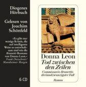 Tod zwischen den Zeilen, Leon, Donna, Diogenes Verlag AG, EAN/ISBN-13: 9783257803617