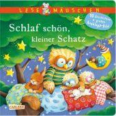 Träum schön, mein Schatz, Moser, Annette, Carlsen Verlag GmbH, EAN/ISBN-13: 9783551172037