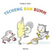 Tscheng Bam Bumm, Stehr, Frédéric, Moritz Verlag, EAN/ISBN-13: 9783895653391