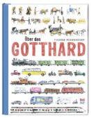 Über den Gotthard, Rogenmoser, Yvonne, Nord-Süd-Verlag, EAN/ISBN-13: 9783314103414