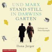 Und Marx stand still in Darwins Garten, Jerger, Ilona, Hörbuch Hamburg, EAN/ISBN-13: 9783957130907