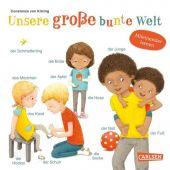 Unsere große bunte Welt, von Kitzing, Constanze, Carlsen Verlag GmbH, EAN/ISBN-13: 9783551171405