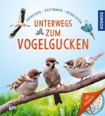 Unterwegs zum Vogelgucken, Strauß, Daniela, Franckh-Kosmos Verlags GmbH & Co. KG, EAN/ISBN-13: 9783440154762