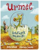 Urmel: Urmel schlüpft aus dem Ei, Kruse, Max, Thienemann-Esslinger Verlag GmbH, EAN/ISBN-13: 9783522458788