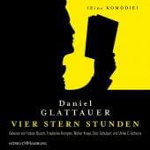 Vier Stern Stunden, Glattauer, Daniel, Hörbuch Hamburg, EAN/ISBN-13: 9783957131409