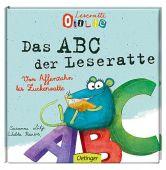 Von Affenzahn bis Zuckerwatte, das ABC der Leseratte, Lütje, Susanne, Verlag Friedrich Oetinger GmbH, EAN/ISBN-13: 9783789107733