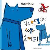 Vorsicht, roter Wolf!, Viale, Marco, Fischer Sauerländer, EAN/ISBN-13: 9783737354387