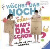Wächst das noch oder war's das schon?, Godard, Delphine/Weil, Nathalie, Ravensburger Buchverlag, EAN/ISBN-13: 9783473554324