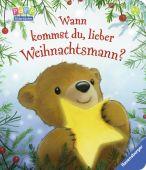 Wann kommst du, lieber Weihnachtsmann?, Metzger, Steve, Ravensburger Buchverlag, EAN/ISBN-13: 9783473435975
