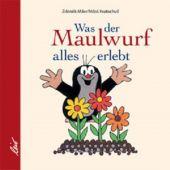 Was der Maulwurf alles erlebt, KratochvÍl, Milos, Leiv Leipziger Kinderbuchverlag GmbH, EAN/ISBN-13: 9783896034298