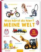 Was hörst du hier? - Meine Welt, Ars Edition, EAN/ISBN-13: 9783845825489