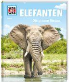 WAS IST WAS - Elefanten, Weller-Essers, Andrea, Tessloff Medien Vertrieb GmbH & Co. KG, EAN/ISBN-13: 9783788621070