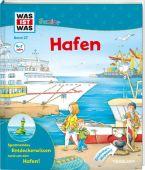 WAS IST WAS Junior Band 27. Hafen, Braun, Christina/Marti, Tatjana, EAN/ISBN-13: 9783788622213