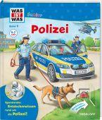 WAS IST WAS Junior Band 9. Polizei, Braun, Christina, Tessloff Medien Vertrieb GmbH & Co. KG, EAN/ISBN-13: 9783788622244