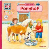 WAS IST WAS Kindergarten, Band 10. Ponyhof, Noa, Sandra, Tessloff Medien Vertrieb GmbH & Co. KG, EAN/ISBN-13: 9783788619305
