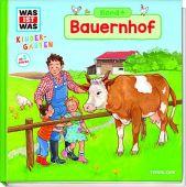 WAS IST WAS Kindergarten - Bauernhof, Weller-Essers, Andrea, Tessloff Medien Vertrieb GmbH & Co. KG, EAN/ISBN-13: 9783788619244