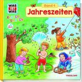 WAS IST WAS Kindergarten - Jahreszeiten, Döring, Hans-Günther, EAN/ISBN-13: 9783788619213