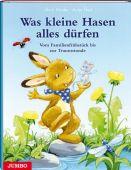 Was kleine Hasen alles dürfen, Maske, Ulrich, Jumbo Neue Medien & Verlag GmbH, EAN/ISBN-13: 9783833730528