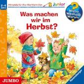 Was machen wir im Herbst?, Erne, Andrea, Jumbo Neue Medien & Verlag GmbH, EAN/ISBN-13: 9783833737633