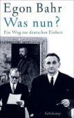 Was nun?, Bahr, Egon, Suhrkamp, EAN/ISBN-13: 9783518428764