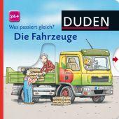 Was passiert gleich? Die Fahrzeuge, Fischer Duden, EAN/ISBN-13: 9783737332002