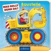 Was rollt denn da? Baustelle, Ars Edition, EAN/ISBN-13: 9783845817491