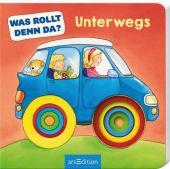Was rollt denn da? Unterwegs, Ars Edition, EAN/ISBN-13: 9783845817514