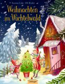 Weihnachten im Wichtelwald, Lütje, Susanne, Verlag Friedrich Oetinger GmbH, EAN/ISBN-13: 9783789108136
