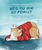 Weil du mir so fehlst, Bosse, Ayse/Klammt, Andreas, Carlsen Verlag GmbH, EAN/ISBN-13: 9783551518767