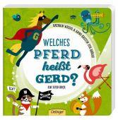 Welches Pferd heißt Gerd?, Brügge, Anne-Kristin zur, Verlag Friedrich Oetinger GmbH, EAN/ISBN-13: 9783789124556