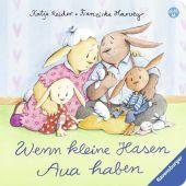Wenn kleine Hasen Aua haben, Reider, Katja, Ravensburger Buchverlag, EAN/ISBN-13: 9783473437849