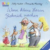 Wenn kleine Hasen Picknick machen, Reider, Katja, Ravensburger Buchverlag, EAN/ISBN-13: 9783473435616